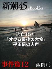 逃亡15年「オウム最後の大物」平田信の肉声―新潮45 eBooklet 事件編12