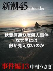 秋葉原通り魔殺人事件 なぜ男には敵が見えないのか―新潮45 eBooklet 事件編13