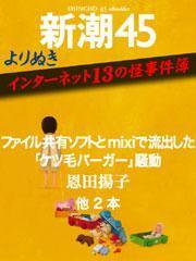 よりぬき インターネット13の怪事件簿―新潮45 eBooklet
