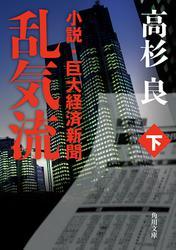 乱気流 下 小説・巨大経済新聞