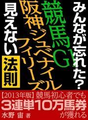 「みんなが忘れた?秋の競馬G1勝ち馬! 穴馬!見えない法則」Vol.20阪神ジュベナイルフィリーズ2013