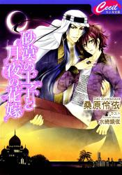 砂漠の王子と月夜の花嫁