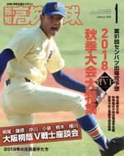 報知高校野球2019年1月号