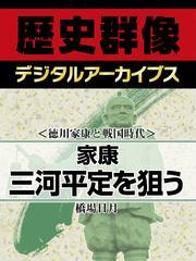 <徳川家康と戦国時代>家康 三河平定を狙う