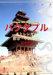 ネパール005バクタプル ~木とレンガが彩る「中世都市」