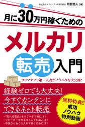 月に30万円稼ぐためのメルカリ転売入門