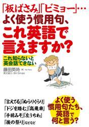 「板ばさみ」「ビミョー」…よく使う慣用句、これ英語で言えますか?