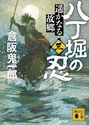 八丁堀の忍(三) 遥かなる故郷