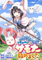 VRMMOでサモナー始めました WEBコミックガンマぷらす連載版 第13話