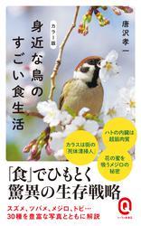 カラー版 身近な鳥のすごい食生活