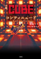 小説CUBE コンティニュード