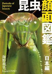 昆虫顔面図鑑[日本編]