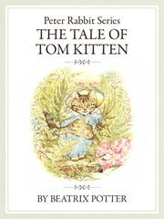 The PeterRabbit Series4 THE TALE OF TOM KITTEN