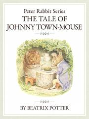 The PeterRabbit Series9 The Tale of Johnny Town-Mouse