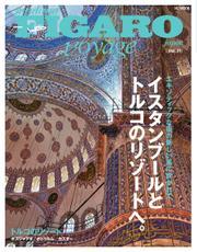 フィガロジャポン ヴォヤージュ(madame FIGARO japon voyage) (Vol.31)