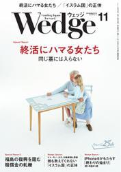 WEDGE(ウェッジ) (2014年11月号)