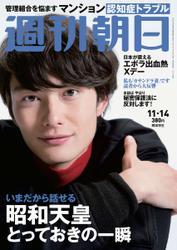 週刊朝日 (11/14号)