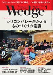 WEDGE(ウェッジ) (2015年1月号)