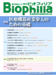 Biophilia (2015年冬号)