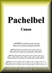 パッヘルベル カノン ピアノ・ソロ