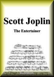 ジョプリン エンターテイナー ピアノ・ソロ