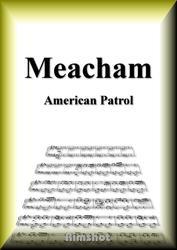 ミーチャム アメリカンパトロール ピアノ・ソロ