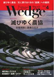 WEDGE(ウェッジ) (2015年4月号)