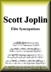 ジョプリン エリート・シンコペーション ピアノ・ソロ