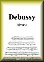 ドビュッシー 夢 ピアノ・ソロ
