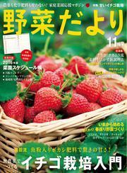 野菜だより (2015年11月号)