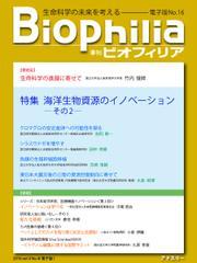 Biophilia (2016年冬号)