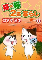 猫×猫 2匹暮らし1