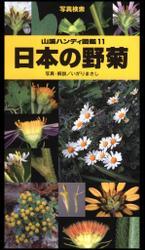 山溪ハンディ図鑑11 日本の野菊