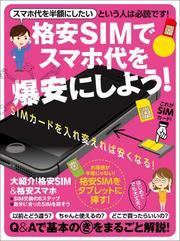 格安SIMでスマホ代を爆安にしよう!