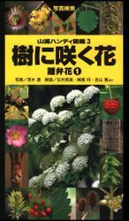 ヤマケイハンディ図鑑3 樹に咲く花 離弁花(1)