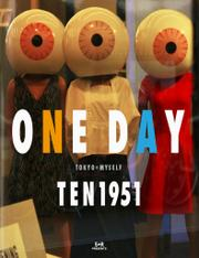 ONE DAY・TOKYO+MYSELF