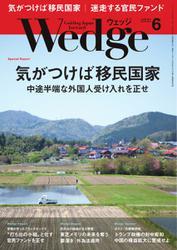 WEDGE(ウェッジ) (2017年6月号)