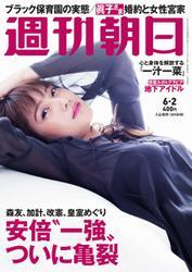 週刊朝日 (6/2号)