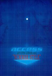 access『access LIVE SYNC-ACROSS 2002 SUMMER STYLE』オフィシャル・ツアーパンフレット【デジタル版】
