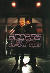 access『access tour 2007 diamond cycle』オフィシャル・ツアーパンフレット【デジタル版】