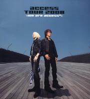 access『access TOUR 2008 -We are access-』オフィシャル・ツアーパンフレット【デジタル版】