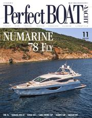 Perfect BOAT(パーフェクトボート)  (2017年11月号)