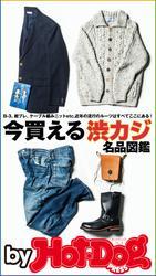 バイホットドッグプレス 今買える渋カジ名品図鑑 2017年10/13号
