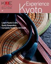 KIJE JAPAN GUIDE (vol.9 Experience Kyoto)