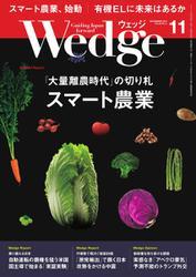 WEDGE(ウェッジ) (2017年11月号)