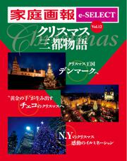 家庭画報 e-SELECT (Vol.12 クリスマス三都物語)