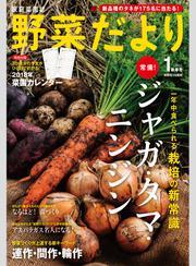 野菜だより (2018年1月号)