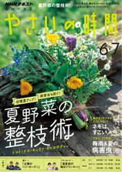 NHK 趣味の園芸 やさいの時間 (2018年6月・7月号)