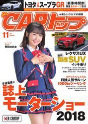CARトップ(カートップ) (2018年11月号)