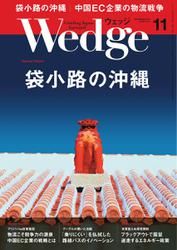 WEDGE(ウェッジ) (2018年11月号)